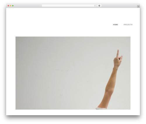 Qua WordPress theme - mettekjaergaardpraest.com