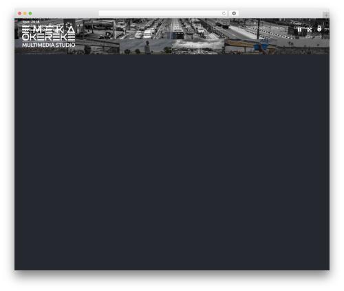 Best WordPress theme Johnblack - emekaokereke-studio.com