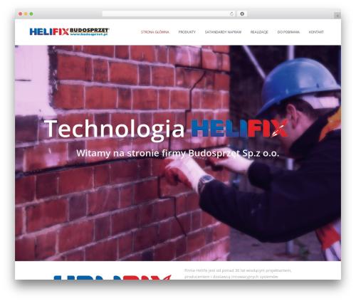 Starflix WordPress theme - helifix.pl