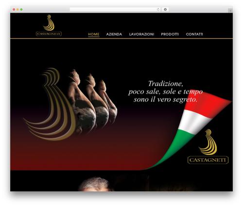Theme WordPress Hot Coffee - castagneti.com
