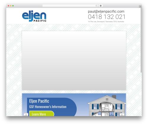 Theme WordPress Satellite7 - eljenpacific.com