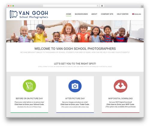 Best WordPress theme Ohmy - ordervgil.com