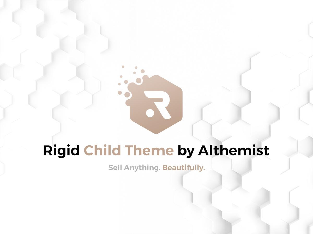 Rigid Child best WooCommerce theme