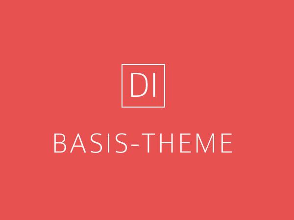 DI Basis – based on Divi 3.4.1 theme WordPress
