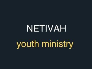 WordPress theme Netivah-EN