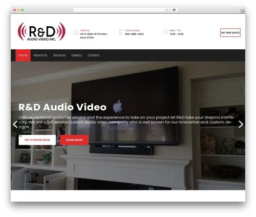 WordPress restore-vc-addons plugin - rdaudiovideo.com