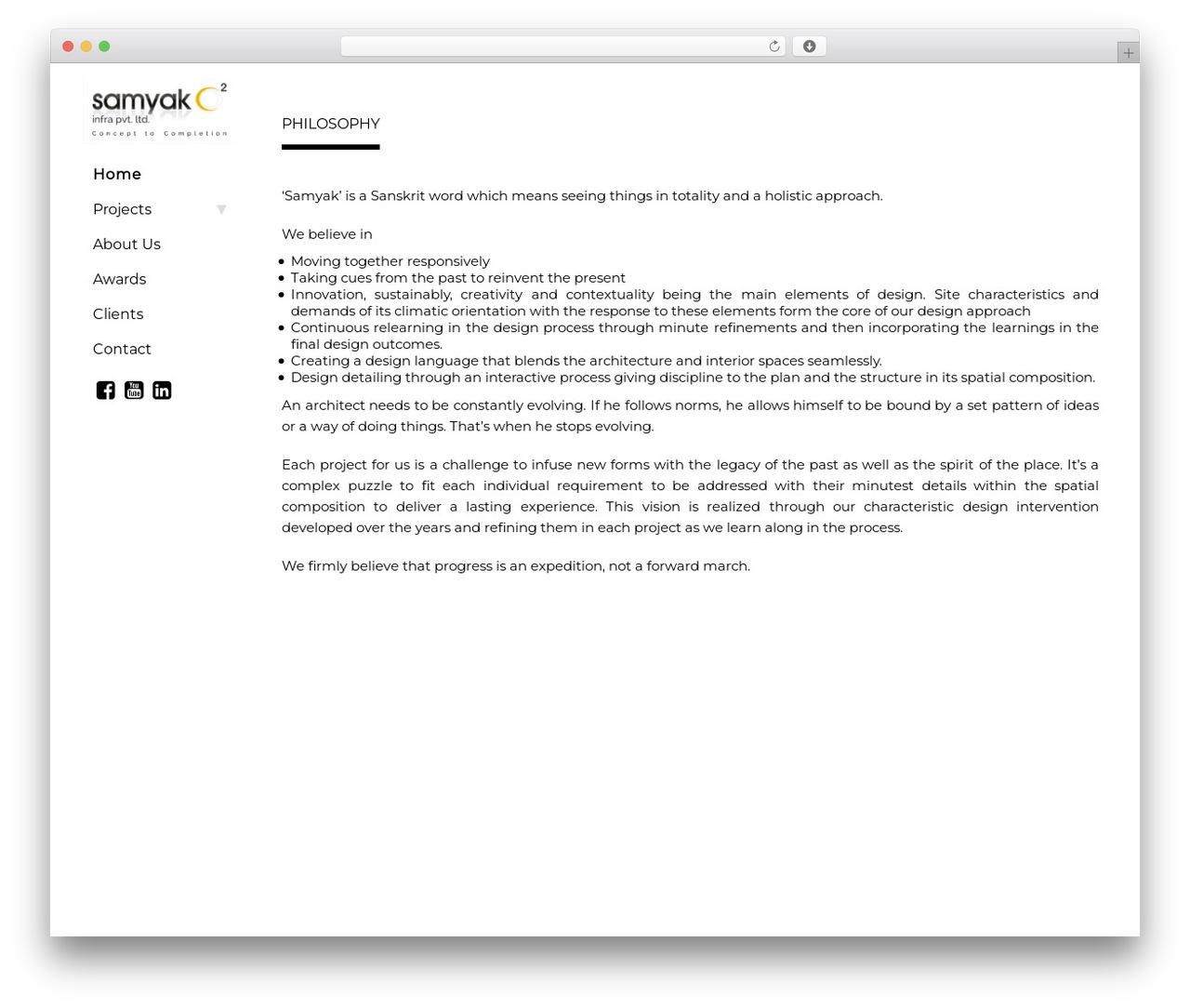 Theme WordPress Domik - samyak-c2.com