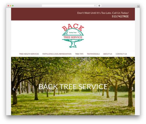 Beaver Builder Theme WP theme - backtree.com