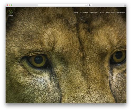 Movedo premium WordPress theme - roaringestudio.com