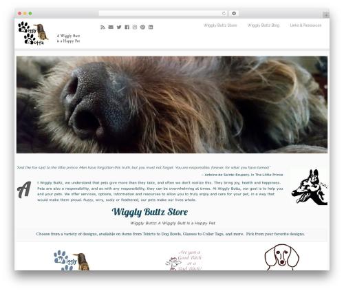 Customizr theme free download - wigglybuttz.com