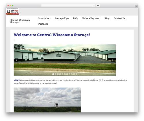 Responsive WordPress theme free download - centralwistorage.com
