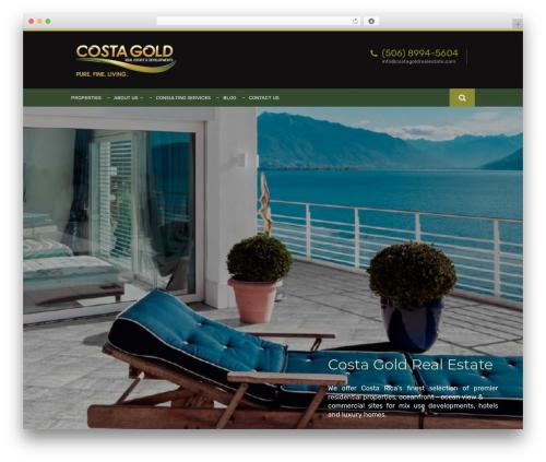 WP theme ESTA - costagoldrealestate.com