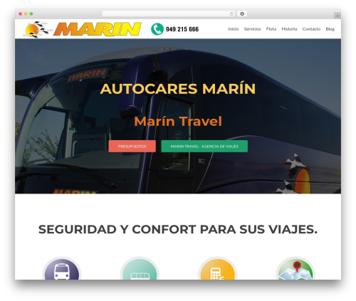 Free WordPress WP Header image slider and carousel plugin - autocaresmarin.com