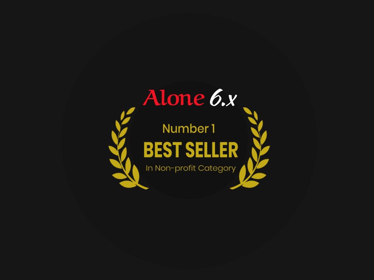 alone theme WordPress