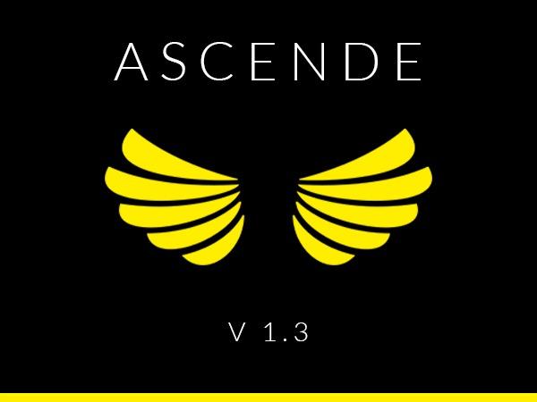 Ascende WordPress video theme