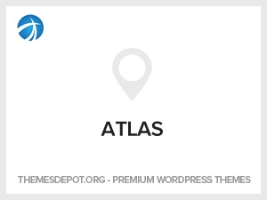 Atlas PMPRO business WordPress theme