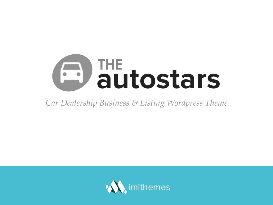 AutoStars WordPress template for business