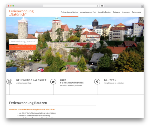 Free WordPress PC Custom CSS plugin - fewo-bautzen.de