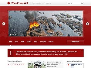 Best WordPress theme WordPress AID
