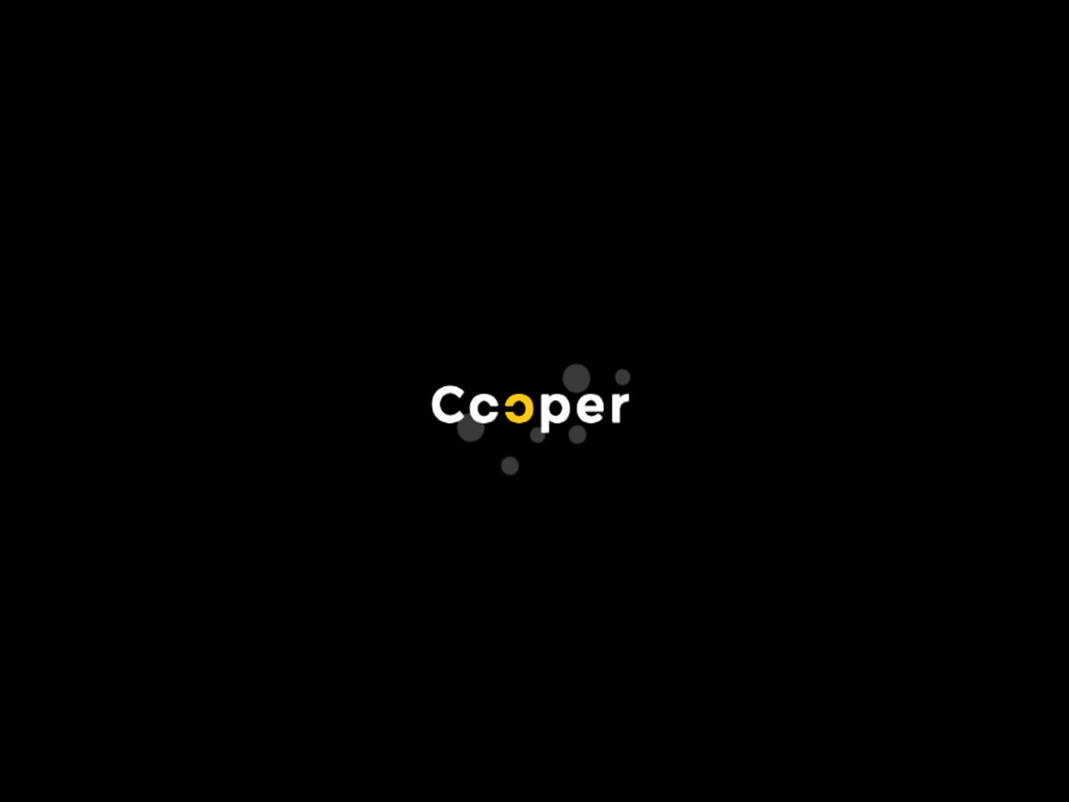 Cooper WordPress portfolio template