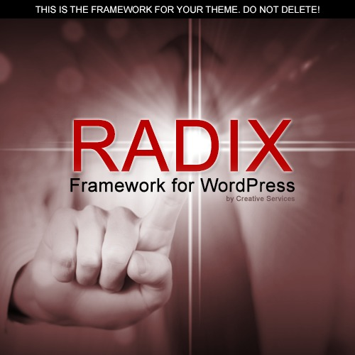 CS Radix WordPress theme