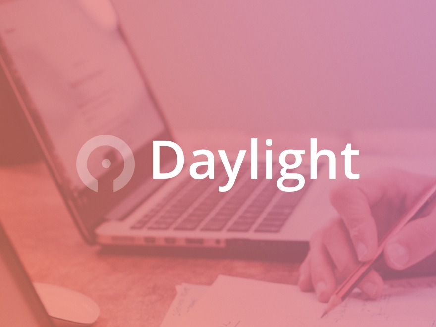 daylight best WordPress template