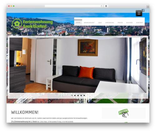 Free WordPress Alligator Popup plugin - ferienwohnung-sanktgallen.ch