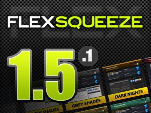 FlexSqueeze WordPress blog theme