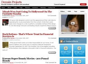 Forte WordPress news theme