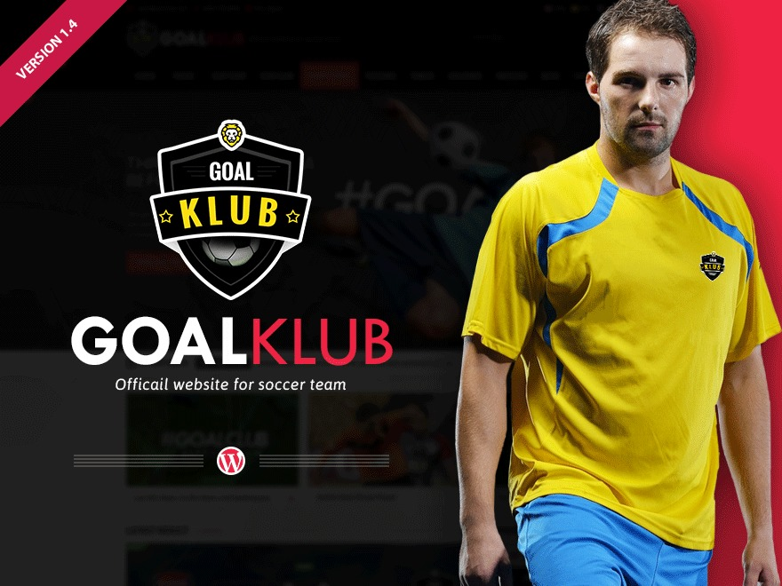 GoalKlub best WordPress magazine theme