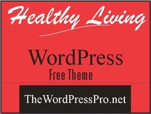 Healthy Living theme WordPress