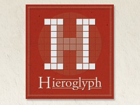 Hieroglyph 0.5.0 WordPress page template
