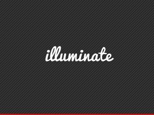 Illuminate theme WordPress portfolio