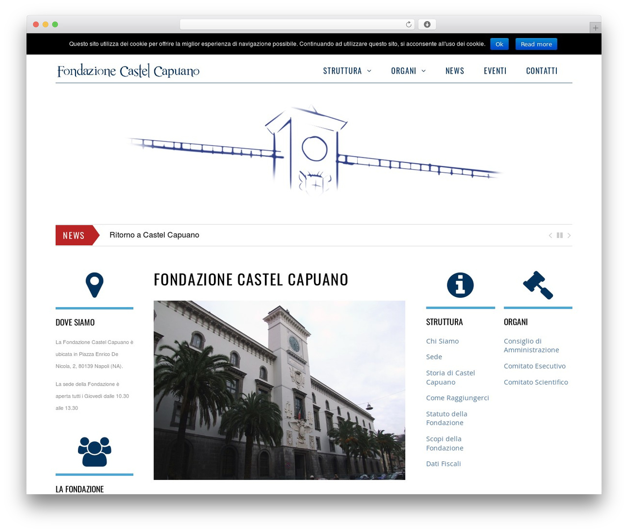 Magazine best WordPress magazine theme - fondazionecastelcapuano.org