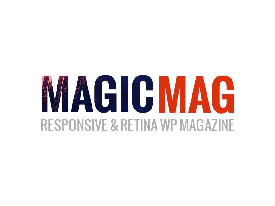 Magic Mag WordPress magazine theme