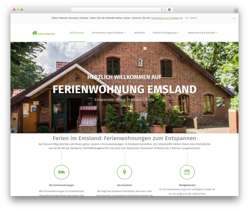 Free WordPress Contact Form 7 plugin - ferien-emsland.de