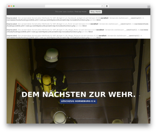 Free WordPress Meks Flexible Shortcodes plugin - feuerwehr-horneburg.de