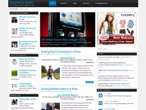 Monex business WordPress theme