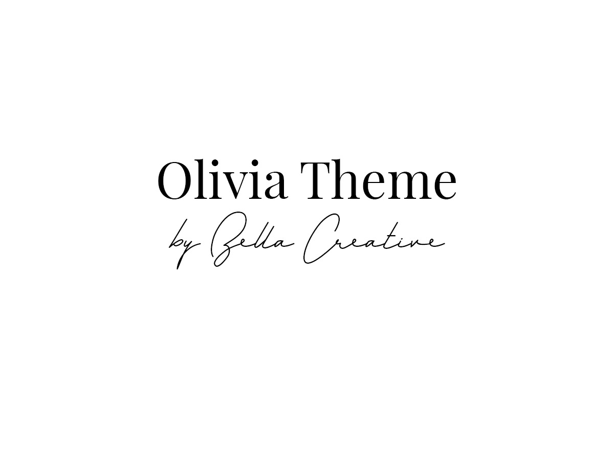 Olivia WordPress template
