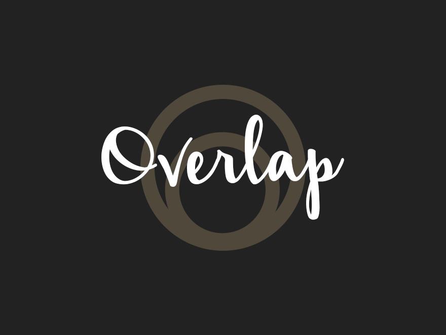 Overlap WordPress portfolio theme