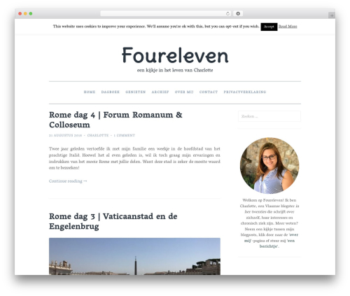Free WordPress WP Category Tag Cloud plugin - foureleven.be