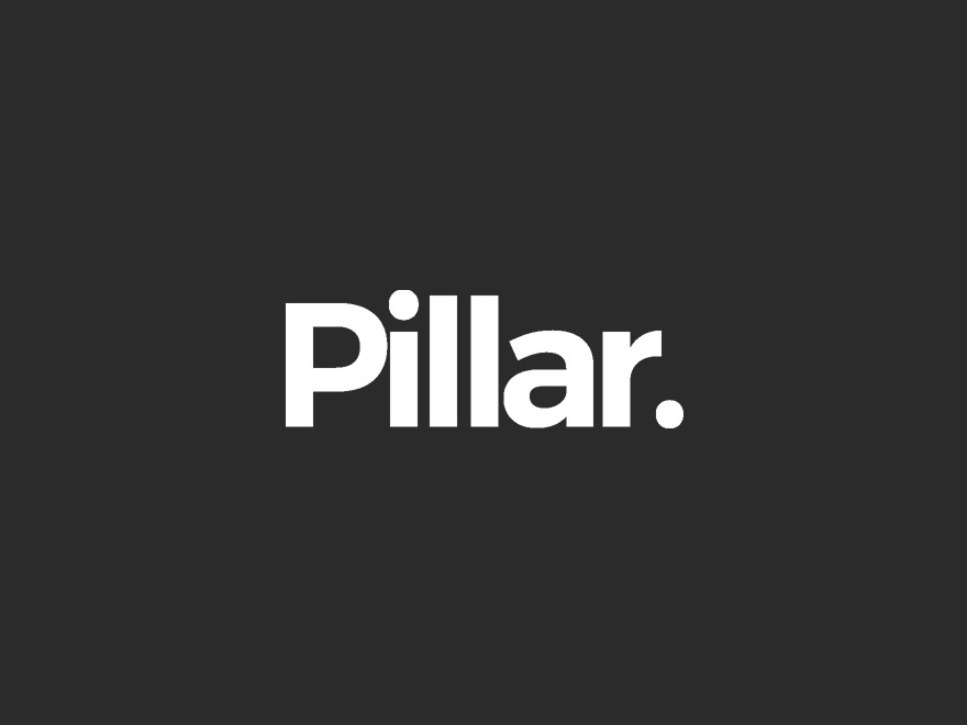 Pillar WordPress page template