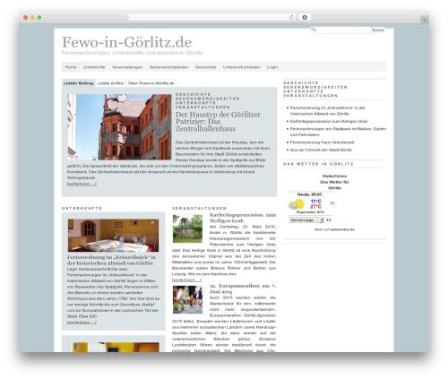 PRiNZ BranfordMagazine PRO best WordPress magazine theme - fewo-in-goerlitz.de