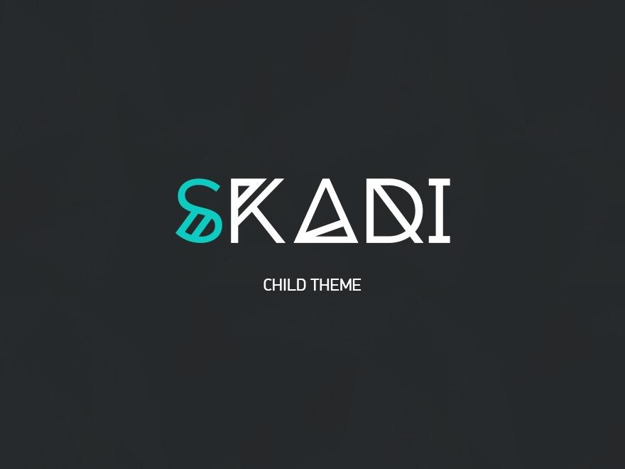 Skadi Child Theme - Retina Multi-Purpose WordPress Theme business WordPress theme
