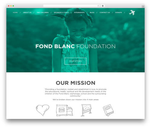 Skadi - Creative Multi-Purpose WordPress Theme premium WordPress theme - fondblanc.org