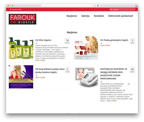 WordPress real3d-flipbook plugin - farouk.lt