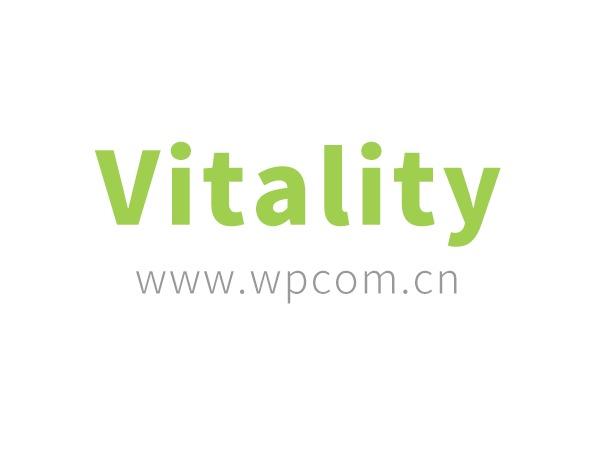 Vitality fitness WordPress theme