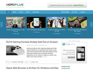 WordPlus WordPress free download