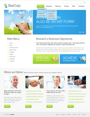 WordPress Theme Number WordPress theme