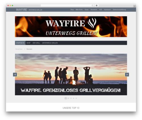WP template Hamburg - wayfire.de